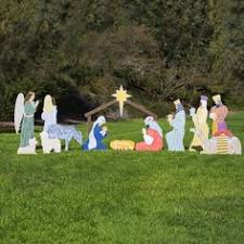 Christmas Yard Decorations Nativity Set by Outdoor Nativity Store Classic Outdoor Nativity Set Shepherd And