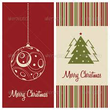 2 vector christmas card backgrounds by nubephoto graphicriver