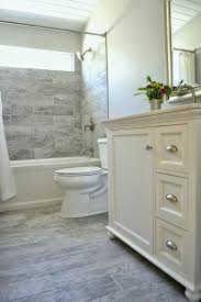 bathrooms ideas with tile wood look tile bathroom 23 awesome and beautiful 25 best ideas