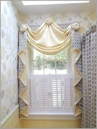 Double Swag Shower Curtain With Valance Swag Shower Curtains With Valance Purchase 1000 Ideas About