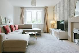 build a living room lisa s characterful new build the lounge rock my style uk