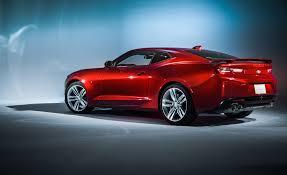 2016 camaro ss concept 2016 chevrolet camaro performance estimates and more detailed curb