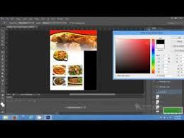 cara membuat brosur makanan membuat brosur cara membuat brosur makanan dengan photoshop cs6