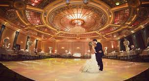 halls for weddings wedding venues in los angeles with chandeliers taglyan media kit