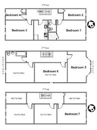 7 bedroom floor plans new york roommate room for rent in hamilton heights uptown 7