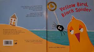picturebooks in elt yellow bird black spider a primer in