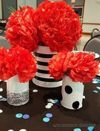 ideas for centerpieces marching band banquet decorations shako band centerpieces