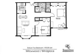 Retirement Home Design Plans Pretty Ideas Floor Plans Retirement House 4 Plans Retirement Homes