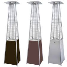 tube patio heater outdoor heaters emigh u0027s outdoor living