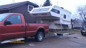 Ford F350 Truck Bed Tent - truck camper youtube