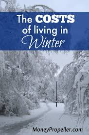 the cost of living in winter clothing money propeller