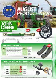 qtp august product news 2016 by quality tractor parts issuu