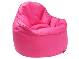Leather Bean Bag Chairs For Adults Pink Bean Bag Sofa Eideo Co