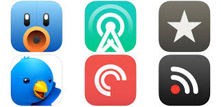 why i switched my favorite twitter rss and podcast apps for