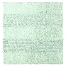 Square Bath Rug Nate Berkus Cotton Bath Rug Moonlight Jade Green Plush Accent Mat
