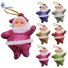 upspirit 6 pcs pag ornament santa claus ornaments hanging