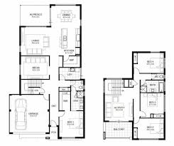 five bedroom house plans inspiring storey house plans home design ideas 5 bedroom