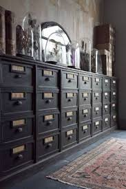 Black Filing Cabinet Best 25 Apothecary Cabinet Ideas On Pinterest Vintage Drawers