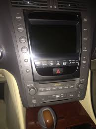 lexus gs 350 bluetooth audio how do i get sirius radio on my 2008 gs350 lexus