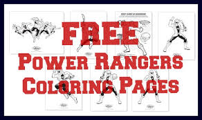 free power rangers coloring pages megaforce glider u0026 megazord