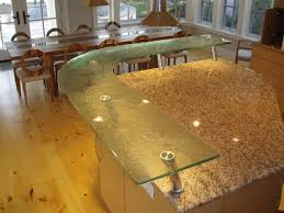 Stainless Steel Outdoor Countertops Brooks Custom by Fusion Glass Countertop Brooks Custom Kitchen New York By