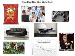 Open Floor Plan Office by Open Floor Plan Office Starter Pack Starterpacks