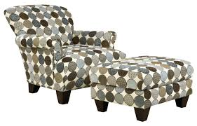 Brown Accent Chair Ottoman Accent Chair And Ottoman Set Chairs With Target Fabric