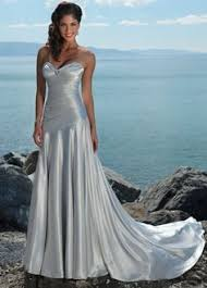 silver wedding dresses gorgeous silver wedding dress if we renew our vows i want a