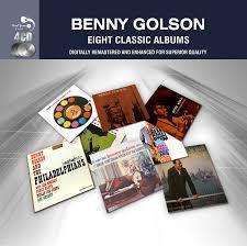 benny golson 8 classic albums benny golson