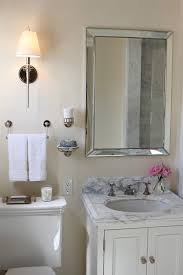 Restoration Hardware Bathroom Mirrors Venetian Beaded Mirror Traditional Bathroom Josephine Fisher