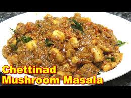 turkey mushroom gravy recipe details chettinad mushroom masala recipe in tamil ச ட ட ந ட