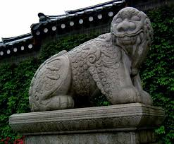 japanese guard dog statues komainu the history of japan s mythical lion dogs