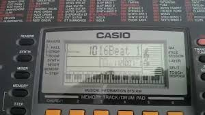 Casio Ctk 601 Images Reverse Search