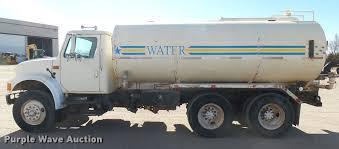 1993 international 4900 tank truck item da0407 sold mar