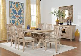 rooms to go dining room sets nantucket white 5 pc dining room rectangle traditional