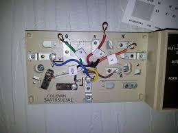 coleman evcon thermostat wiring diagram sesapro com