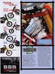 bicycle motocross action magazine motocross action june 2007 jiri dostal race bike ride