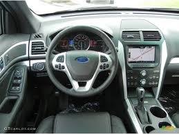 Ford Explorer Ecoboost - 2013 ford explorer xlt ecoboost charcoal black dashboard photo