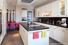 cuisine avec piano de cuisson cuisine avec piano de cuisson with contemporain cuisine décoration