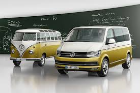 volkswagen caravelle vw launches petrol powered transporter tsi models in the uk parkers