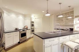white subway tile kitchen backsplash backsplash beveled white subway tile affordable beveled white