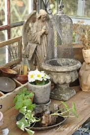 inside the potting shed garden the in the