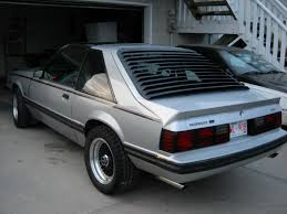 silver stangergt 1982 ford mustang specs photos modification