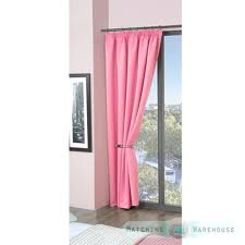 Pencil Pleat Curtain Tape Childrens Plain Colour Dyed Blackout Thermal Curtains Tape Top
