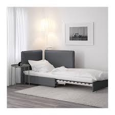 Sleeper Sectional Sofa Ikea Vallentuna Sleeper Sectional 1 Seat Hillared Dark Gray Ikea