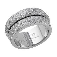 piaget ring piaget possession eccentric rotating diamond ring cj charles