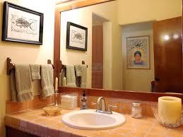 Mexican Bathroom Ideas Bathroom Small Bathroom Decor Mexican Style Fearsome In