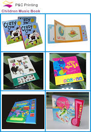 Children Sound Book Book Custom Book Printing Handmade 3d Story Book Printing In China View 3d Story Book