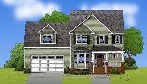 richmond va house builder custom floor plans gardenbrook