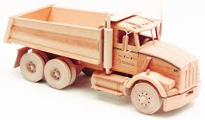 Plans For Wood Toy Trucks by Kenworth Dump Truck 18